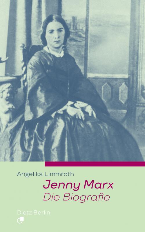 Cover-Bild Jenny Marx. Die Biographie