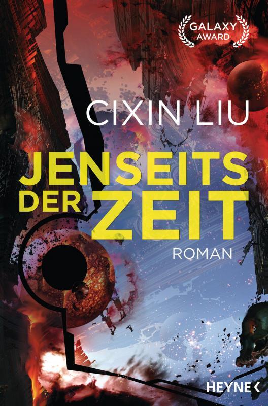 Cover-Bild Jenseits der Zeit