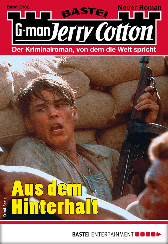 Cover-Bild Jerry Cotton 3182 - Krimi-Serie