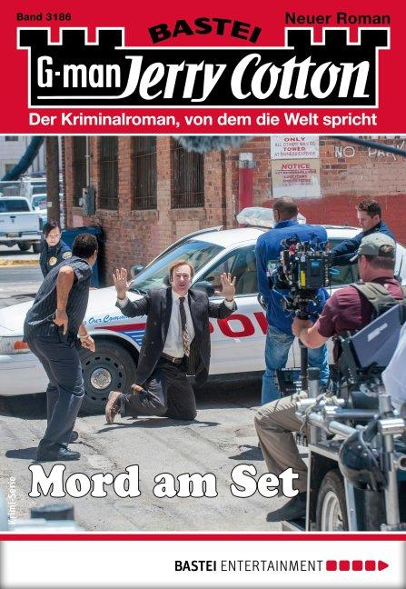 Cover-Bild Jerry Cotton 3186 - Krimi-Serie