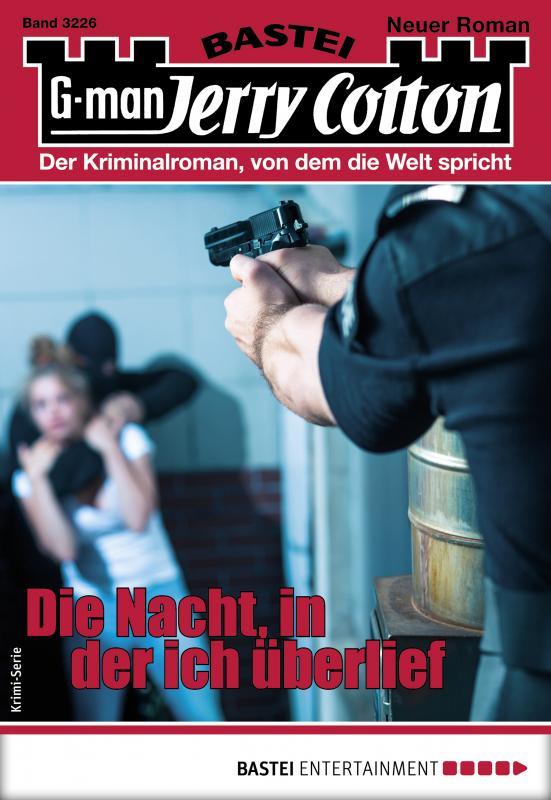 Cover-Bild Jerry Cotton 3226 - Krimi-Serie