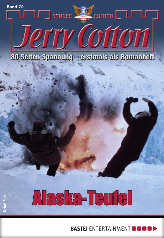 Cover-Bild Jerry Cotton Sonder-Edition 72 - Krimi-Serie