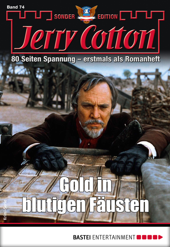 Cover-Bild Jerry Cotton Sonder-Edition 74 - Krimi-Serie