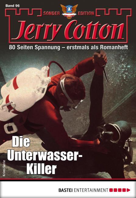 Cover-Bild Jerry Cotton Sonder-Edition 96 - Krimi-Serie