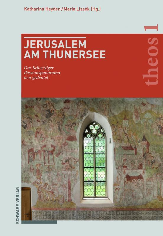 Cover-Bild Jerusalem am Thunersee