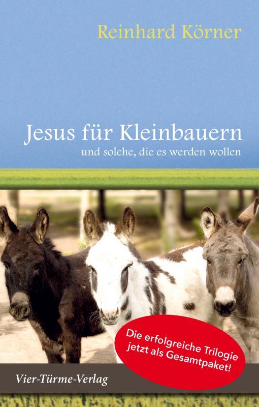 Cover-Bild Jesus für Kleinbauern