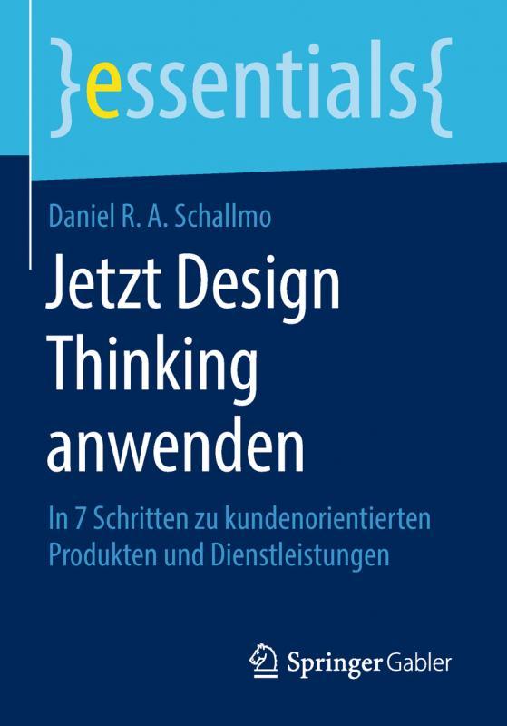 Cover-Bild Jetzt Design Thinking anwenden