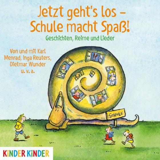Cover-Bild Jetzt geht's los - Schule macht Spaß!