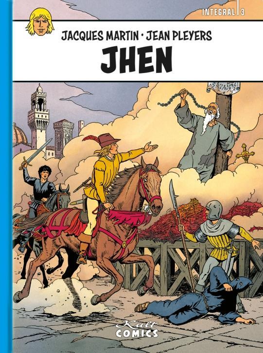 Cover-Bild Jhen Integral 3