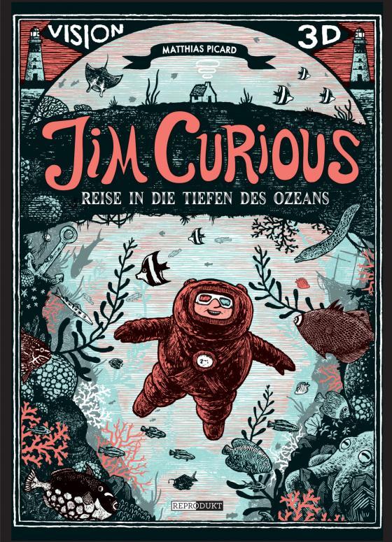 Cover-Bild Jim Curious