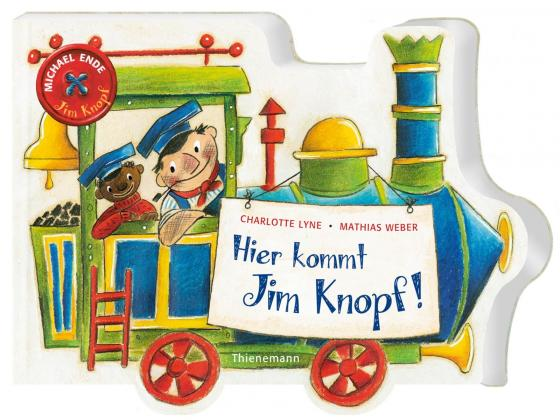 Cover-Bild Jim Knopf: Hier kommt Jim Knopf!