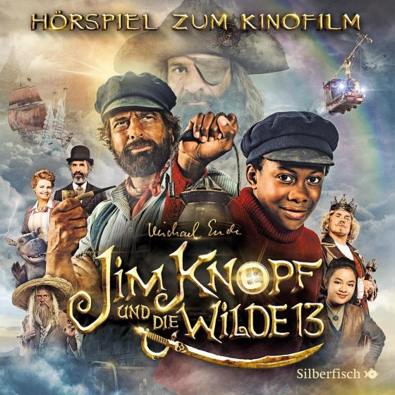 Cover-Bild Jim Knopf und die Wilde 13 - Das Filmhörspiel