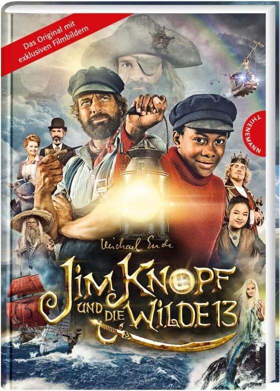 Cover-Bild Jim Knopf und die Wilde 13