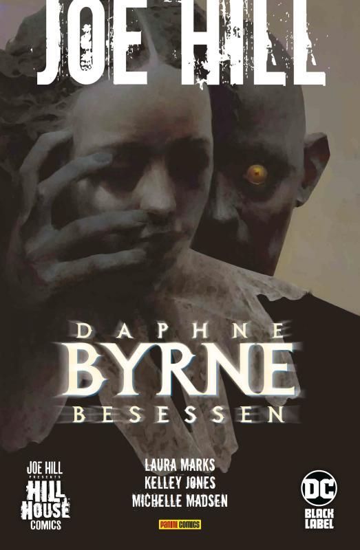Cover-Bild Joe Hill: Daphne Byrne - Besessen