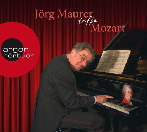 Cover-Bild Jörg Maurer trifft Mozart