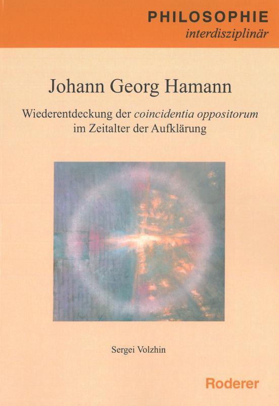 Cover-Bild Johann Georg Hamann