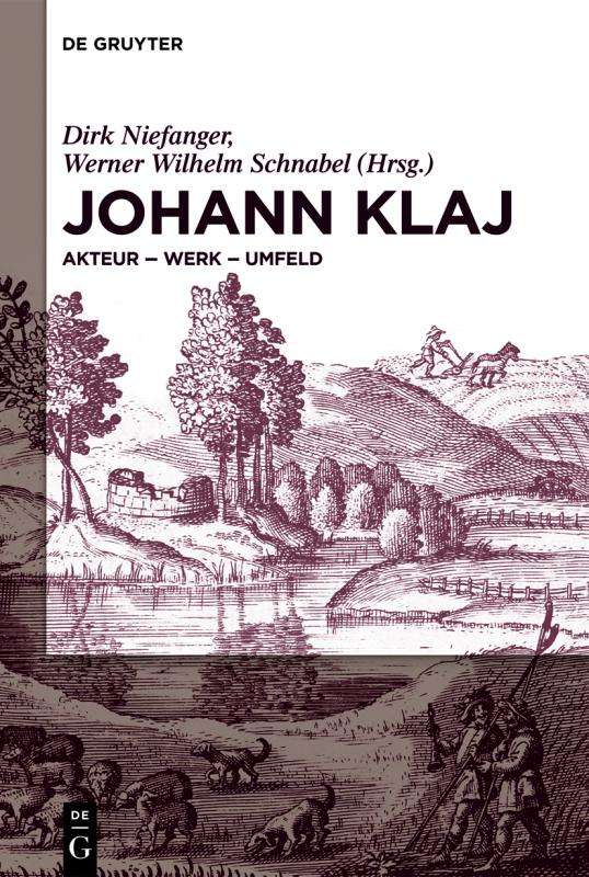 Cover-Bild Johann Klaj (1616?–1656)