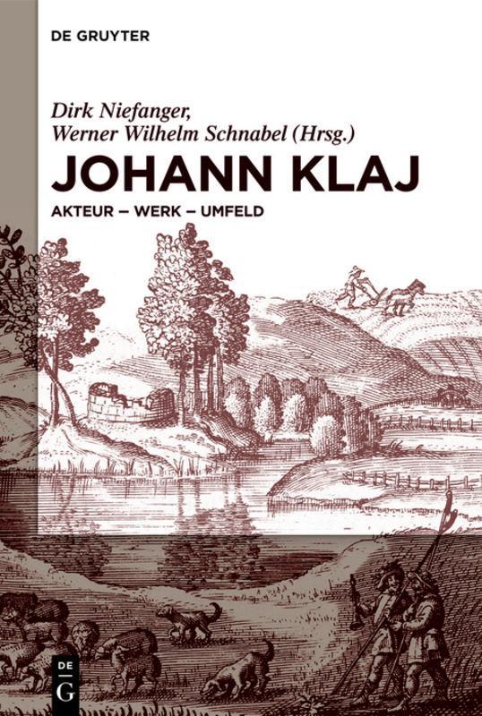 Cover-Bild Johann Klaj (um 1616–1656)