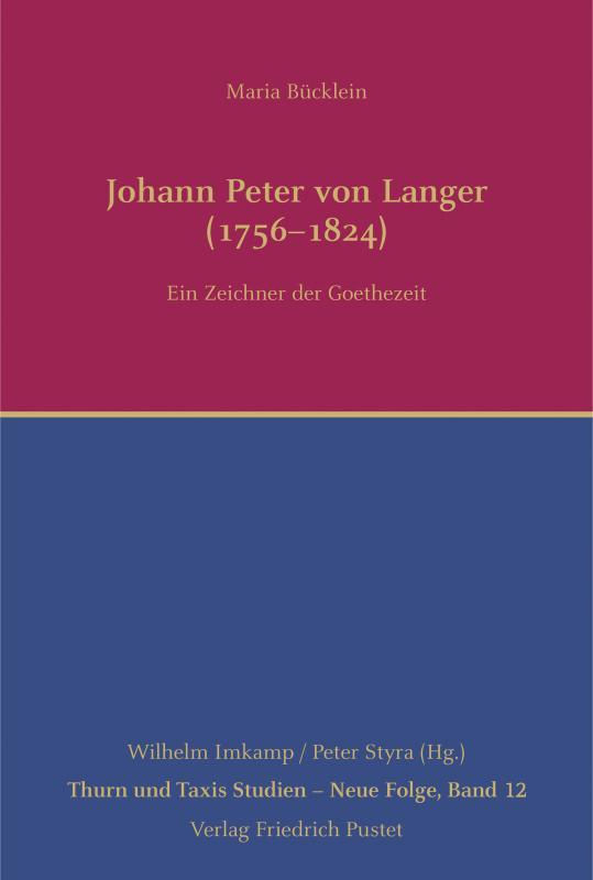 Cover-Bild Johann Peter von Langer (1756-1824)