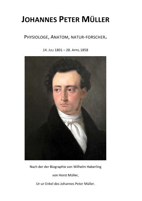 Cover-Bild Johannes Peter Müller
