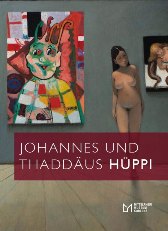 Cover-Bild Johannes und Thaddäus Hüppi