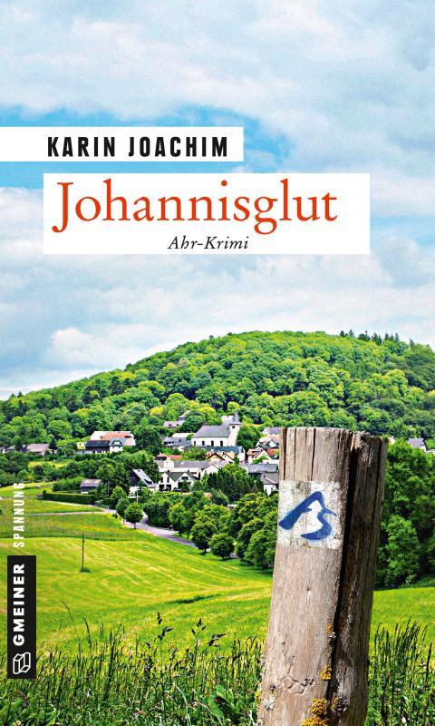 Cover-Bild Johannisglut