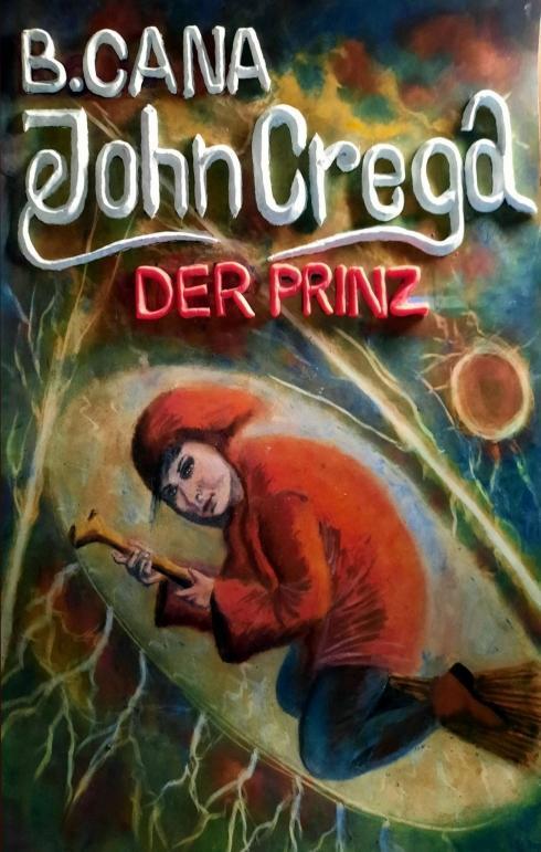 Cover-Bild John Crega
