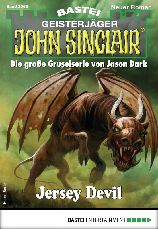 Cover-Bild John Sinclair 2066 - Horror-Serie