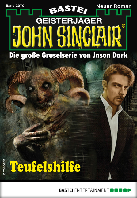Cover-Bild John Sinclair 2070 - Horror-Serie