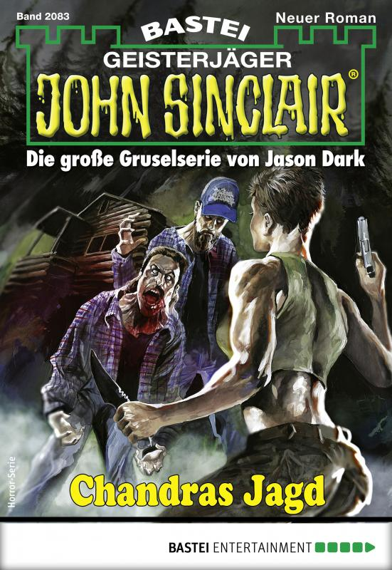 Cover-Bild John Sinclair 2083 - Horror-Serie