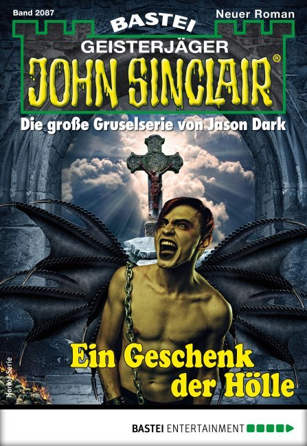 Cover-Bild John Sinclair 2087 - Horror-Serie