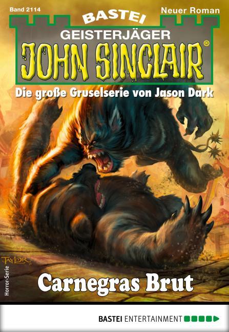 Cover-Bild John Sinclair 2114 - Horror-Serie