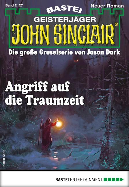 Cover-Bild John Sinclair 2127 - Horror-Serie