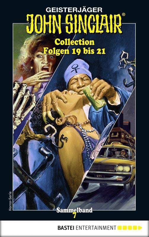 Cover-Bild John Sinclair Collection 7 - Horror-Serie
