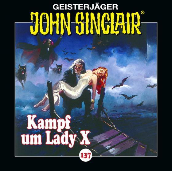 Cover-Bild John Sinclair - Folge 137