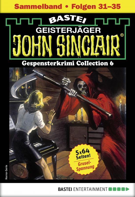Cover-Bild John Sinclair Gespensterkrimi Collection 7 - Horror-Serie