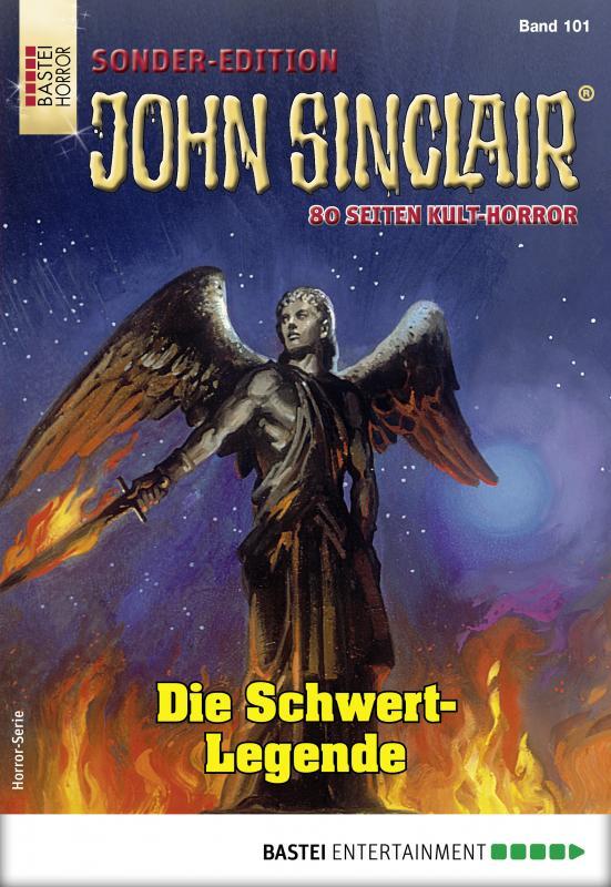 Cover-Bild John Sinclair Sonder-Edition 101 - Horror-Serie