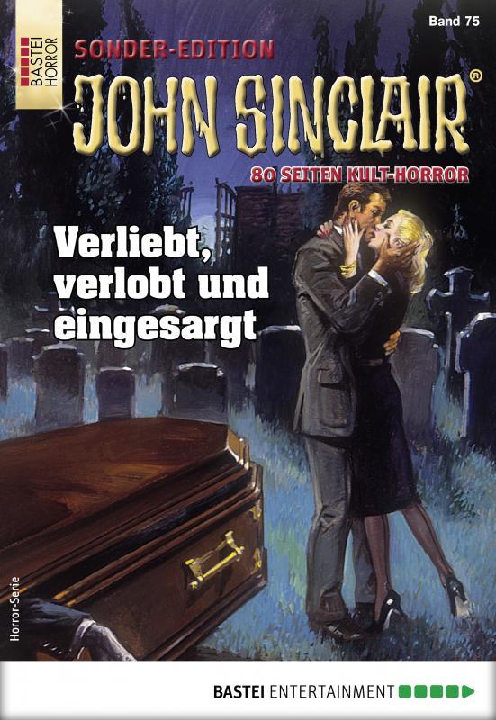 Cover-Bild John Sinclair Sonder-Edition 75 - Horror-Serie