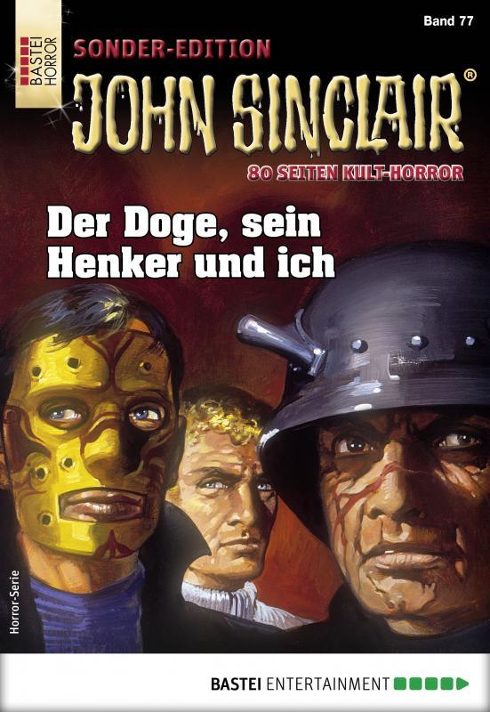 Cover-Bild John Sinclair Sonder-Edition 77 - Horror-Serie