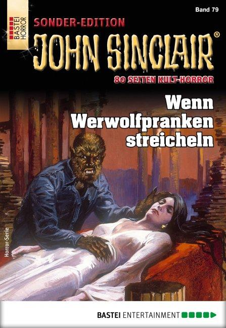 Cover-Bild John Sinclair Sonder-Edition 79 - Horror-Serie