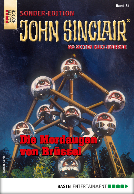 Cover-Bild John Sinclair Sonder-Edition 81 - Horror-Serie