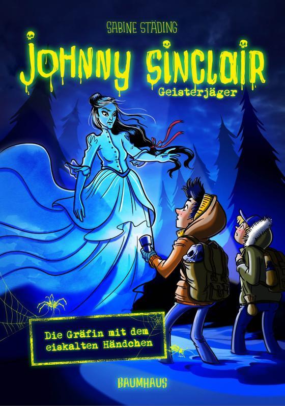 Cover-Bild Johnny Sinclair - Die Gräfin mit dem eiskalten Händchen