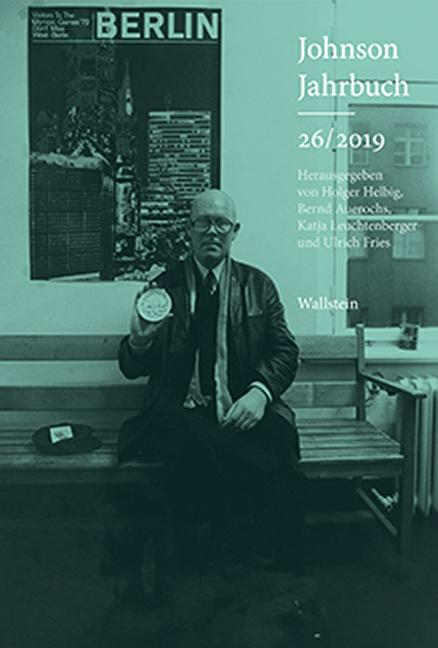 Cover-Bild Johnson-Jahrbuch 26/2019