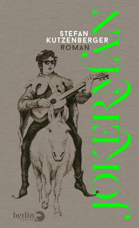 Cover-Bild Jokerman