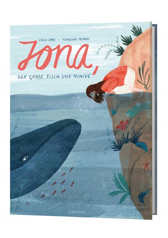 Cover-Bild Jona - Der große Fisch und Ninive