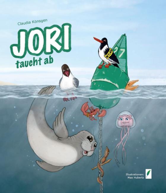 Cover-Bild Jori taucht ab