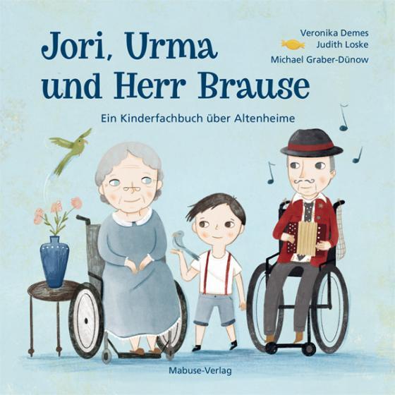 Cover-Bild Jori, Urma und Herr Brause