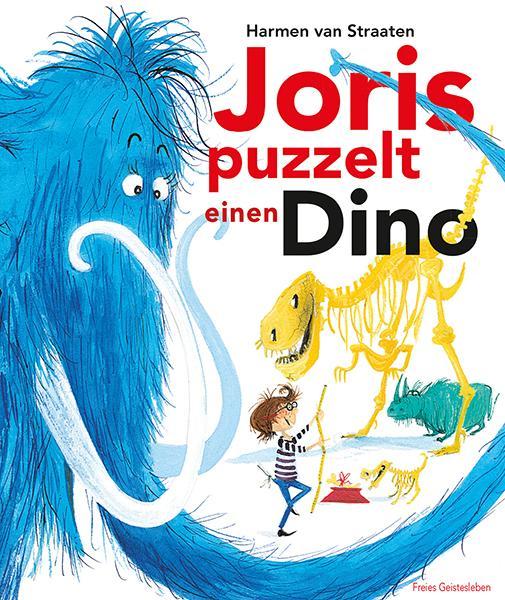 Cover-Bild Joris puzzelt einen Dino