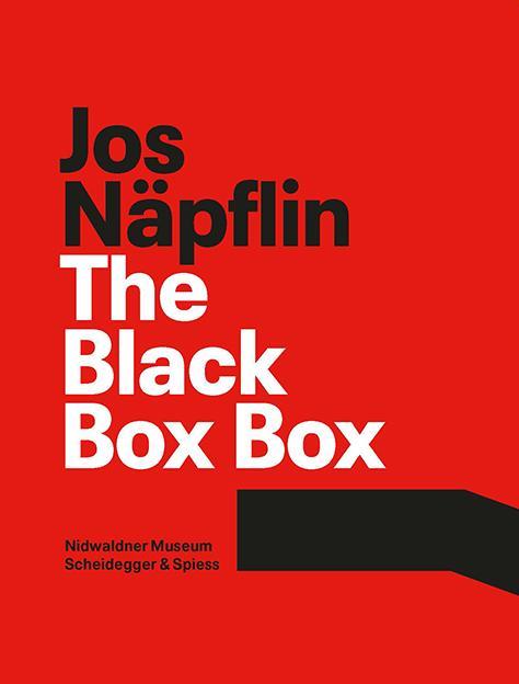 Cover-Bild Jos Näpflin – The Black Box Box