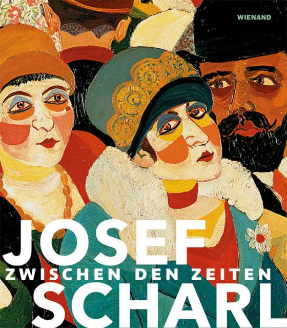 Cover-Bild Josef Scharl. Zwischen den Zeiten